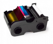 FARGO 45100 YMCKO COLOUR RIBBON (250 PRINTS)